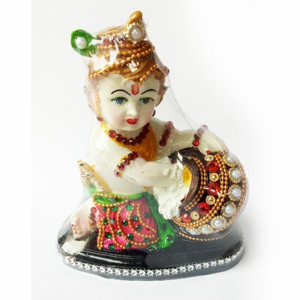 Shri Krishna God Idol Figure for Pooja